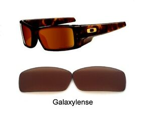 Galaxie-Verres-de-Rechange-pour-Oakley-Gascan-Lunettes-de-Soleil-Prizm-Marron