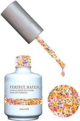 LeChat Perfect Match Gel Polish & Nail Lacquer NEONTOPIA - .5oz - PMS137