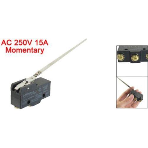 5X Z-15HW24-B AC 250V 15A Momentaneo Micro Interruttore  O6C5 B4X0