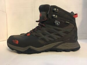 cc2ce2211 The North Face Men's Hedgehog Hike Mid GTX Morel Brown/Orange Rust ...