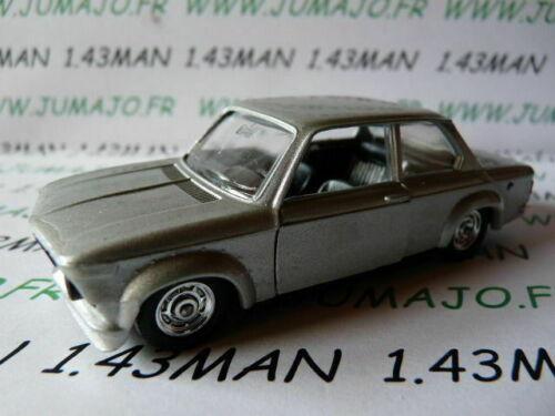 BMW 2002 Turbo Grau Hergestellt IN Frankreich SOL28N Auto 1//43 solido