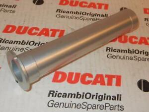 Ducati 749R eccentric adjustable alloy steering stem tube 190mm X 35mm 71011051A