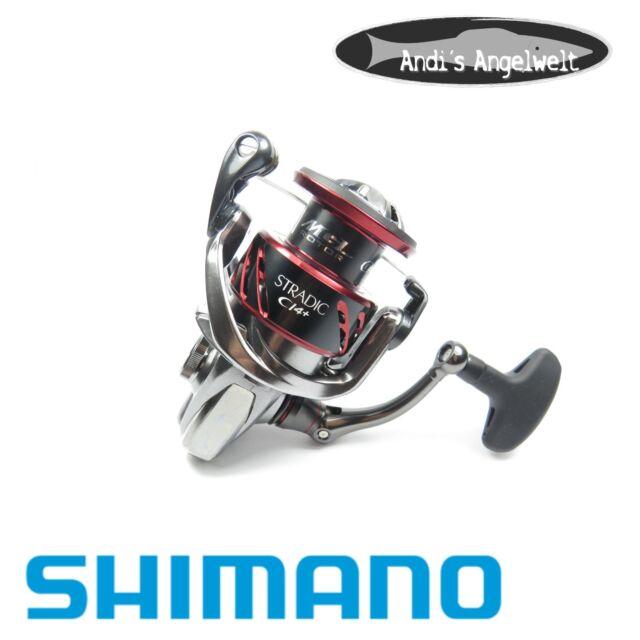 Shimano Sahara 2500 FE Frontbremsenrolle Spinnrolle