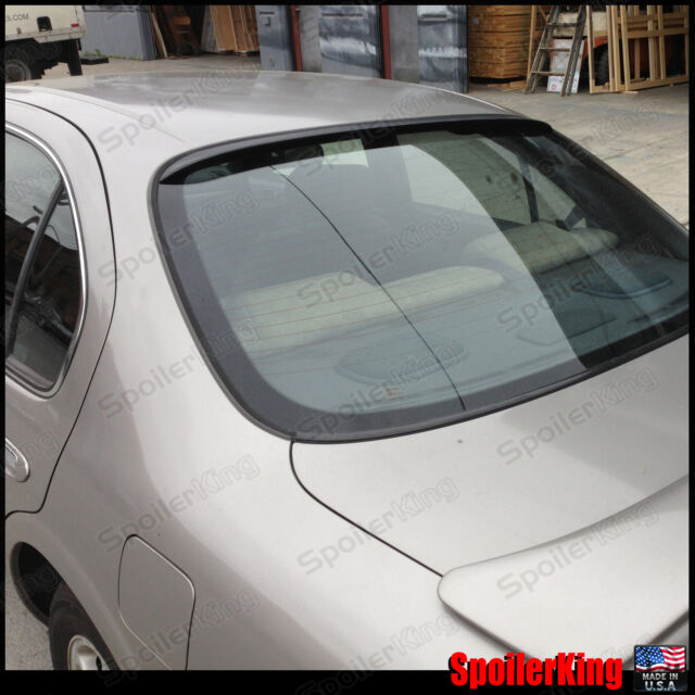 284R SpoilerKing Fits: Nissan Maxima 1995-99 Rear Roof Spoiler Window Wing