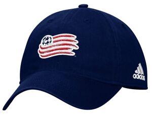 best authentic 0f268 08dd9 Image is loading New-England-Revolution-Adidas-MLS-034-Team-Basics-