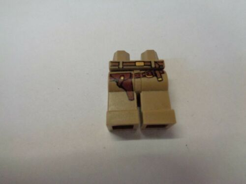 Choose Color LEGO Personnage Figurine Minifig Jambe Leg sérigraphié 970