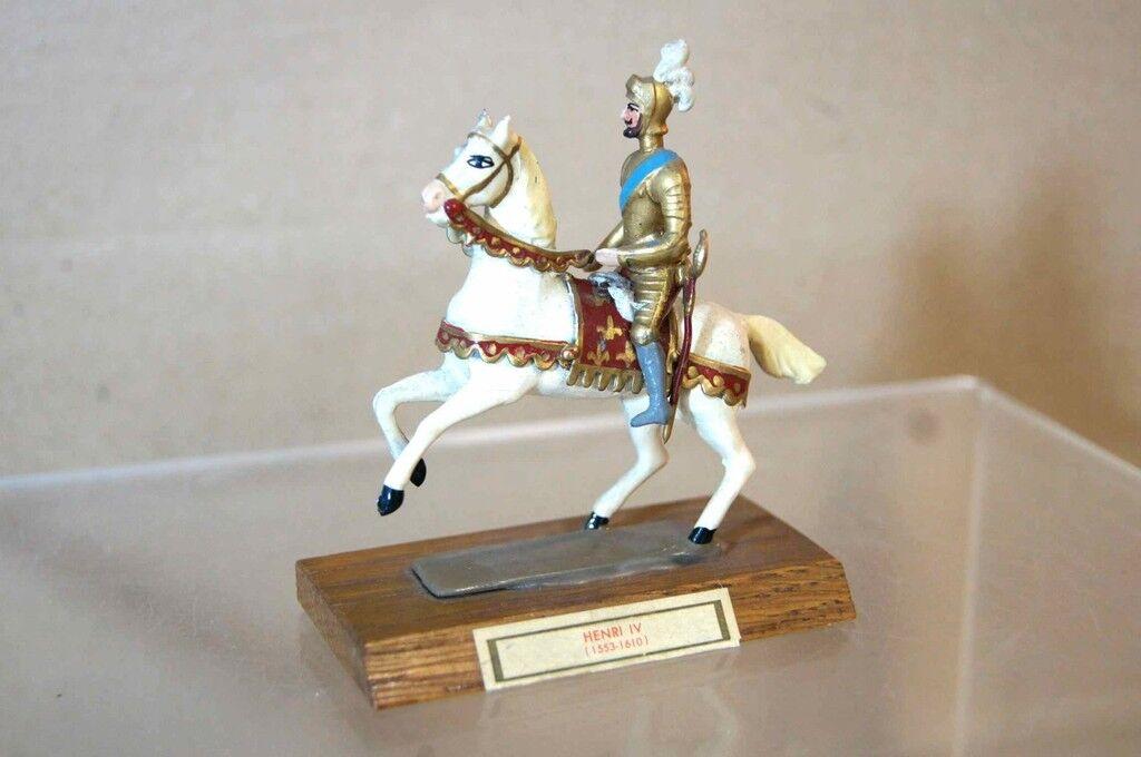 Cbg , Mignot Französisch Roi King Henri IV 1553 - 1610 Ad Oh