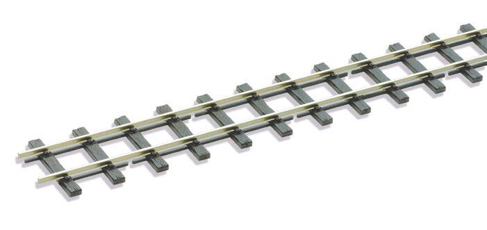 Peco SL 600 10.2x91.4cm SM32 32mm Optimizada Código 200 Níquel Plata Flexible