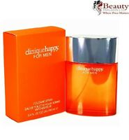 Clinique Happy For Men 100ml Cologne Spray Brand & Sealed