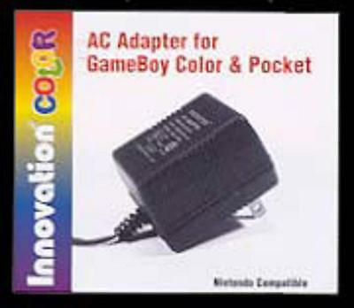 AC Adaptor Nintendo Gameboy GB Game Boy Color Pocket Adapter Power Supply Cord