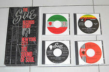 Box 4 Cd THE SUE RECORDS STORY NEW YORK CITY THE SOUND OF SOUL - EMI 1994