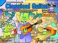 Analytique Progressive Guitare Classique Pour Les Jeunes Débutants 2-afficher Le Titre D'origine RéTréCissable