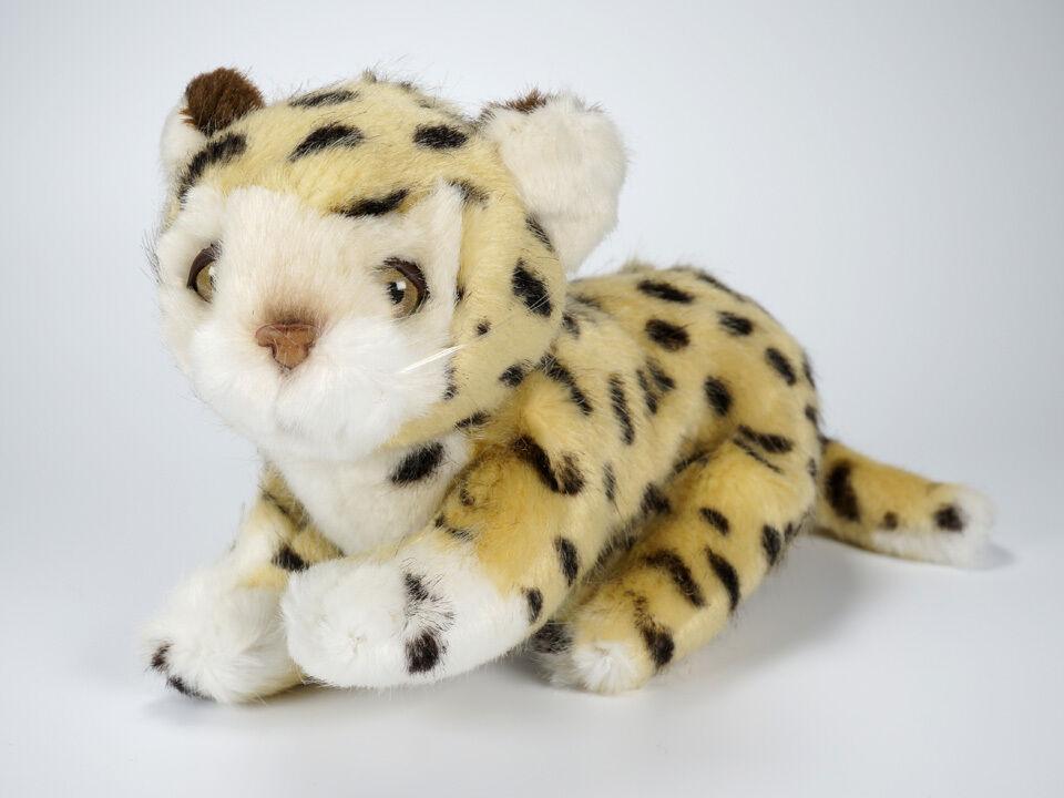 Cheetah Cub by Piutre, Hand Made in , Plush Stuffed Animal NWT