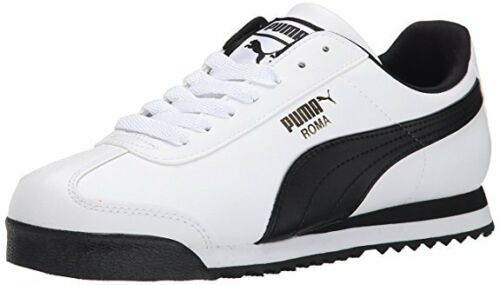 Classic Schwarz Puma 35357204 Roma Herren Sneakers Schuh Basic Weiß Größen Alle qpw16n7w