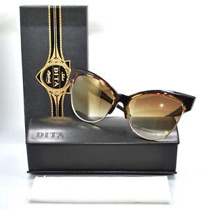 125ef4e177230 NEW DITA TEMPTATION 22029-B-TRT-GLD-61 Sunglasses.   eBay
