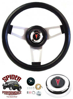 """1964-1966 GTO steering wheel PONTIAC 13 3//4/"""" Grant steering wheel"""