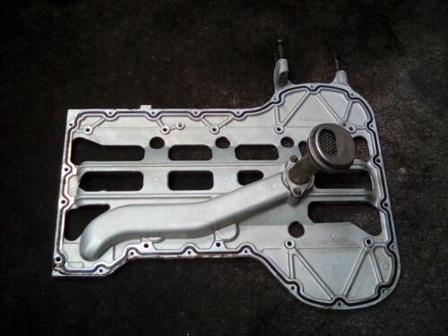 1331 Ford 6.0 E350 E450 OEM upper oil pan assembly w// pick up tube 4C2Z6675BA