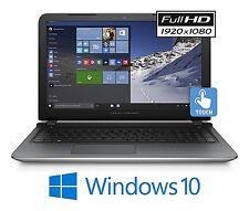 "HP Pavilion 17-g199nr Intel i7-6500U 12GB NVIDIA 2GB DVDR 17.3"" FHD Touch Win 10"