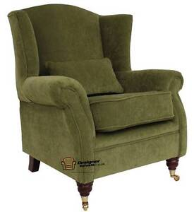 Ashley-Fireside-High-Back-Wing-Armchair-Pimlico-Sage-Green-Fabric