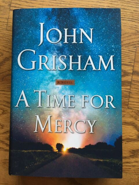 *AUTOGRAPHED COPY* A Time For Mercy by John Grisham HC - BRAND NEW!