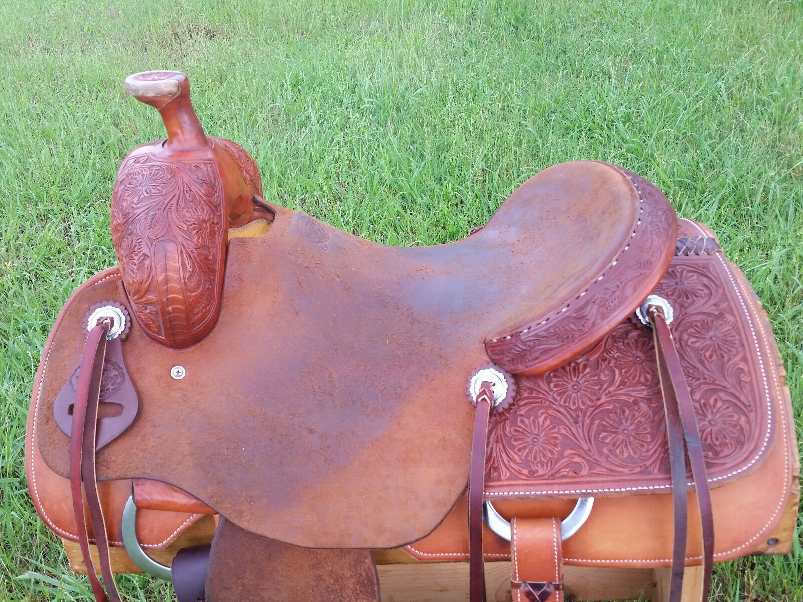 16  Spur Saddlery Ranch Cutting Saddle - Made in  Texas  large selection