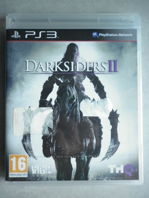 "Darksiders II Jeu Vidéo ""PS3"" Playstation 3"