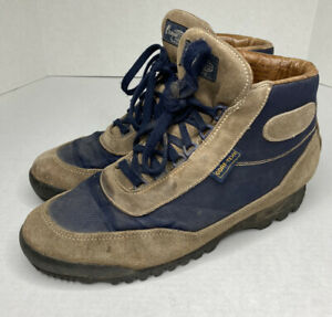 Vasque-Skywalk-GTX-Boot-Mens-Sz-11-5-Brown-Suede-Made-In-Italy-Gore-Tex-Hiking