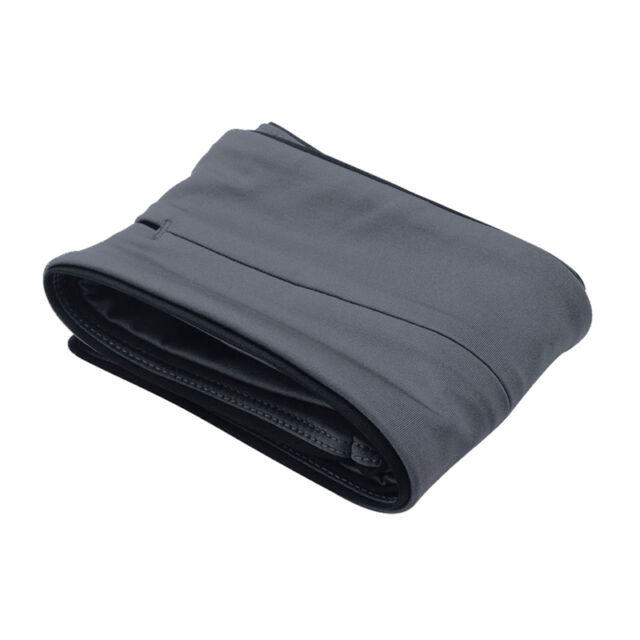 c33385df5654 Belly Waist Bum Bag Fitness Running Jogging Cycling Belt Pouch Sports Fanny  Pack Gray M