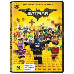 the lego batman movie dvd, 2017 pal region 4 brand new / sealed | ebay