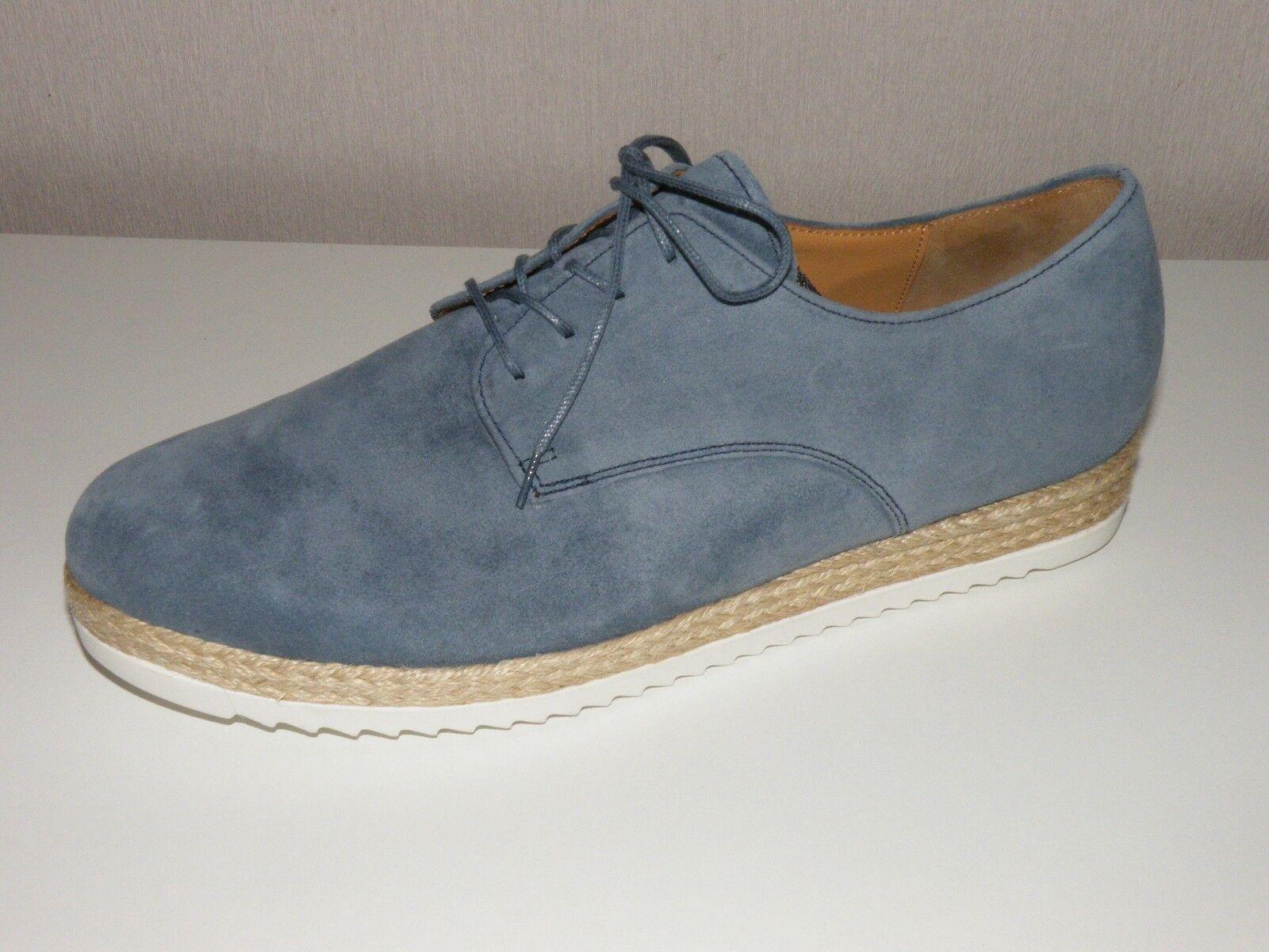 Gabor con cordones talla 6,5 40 azul Zapatos Zapatos Zapatos señora  Las ventas en línea ahorran un 70%.