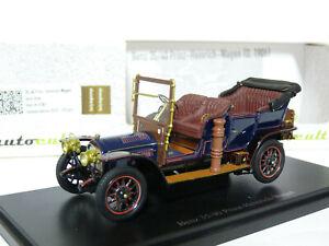 AutoCult-01001-1-43-1906-Benz-35-40-Prince-Heinrich-Resin-Model-Car