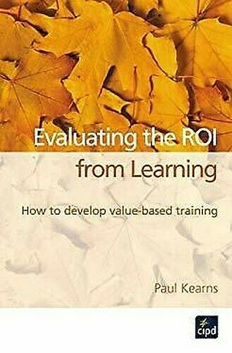 Evaluating The Roi von Lern : How To Entwickeln Value-Based Training