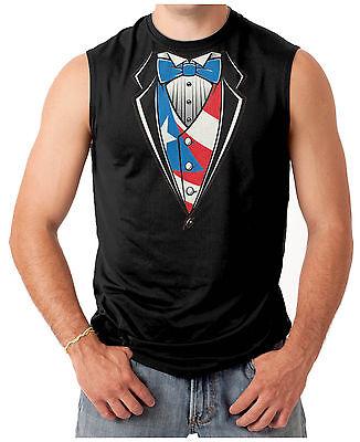 Puerto Rico Tuxedo Flag  Men/'s T-shirt