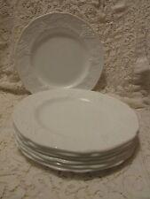 "One Vintage Indiana Harvest Grape Milk Glass 10"" Dinner Plate"