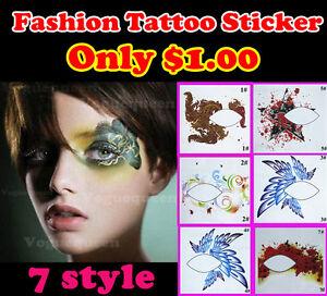 Brand-New-Temporary-Eye-Tattoo-Transfers-Eyeliner-Sticker-Eye-shadow-Sticker