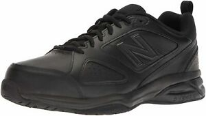 New-Balance-Mens-MX623AB3-Low-Top-Lace-Up-Running-Sneaker-Black-Size-13-0-iBcs