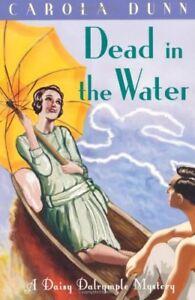 Dead-in-the-Water-Daisy-Dalrymple-6-By-Carola-Dunn