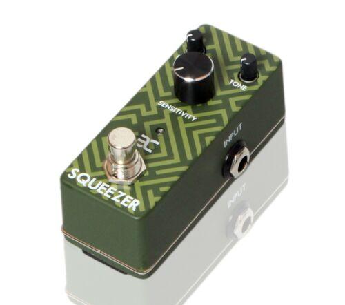 Restposten! ENO Gitarren Effektpedal Squeezer Compressor Mini-Pedal