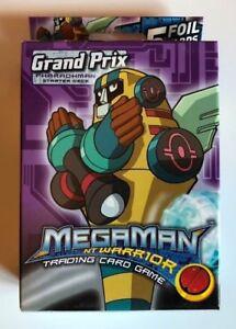 Megaman TCG Grand Prix Protoman Starter Deck