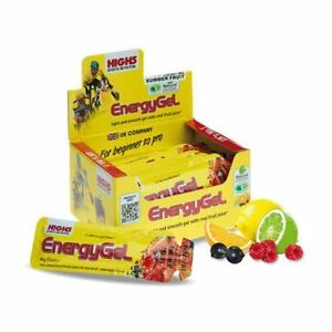 High 5 Energy Gels Fives Running Pick Mix Flavours
