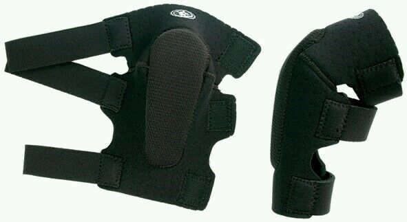 Lizard Skins Soft Adult Bike   Cycle Predective Elbow Guard   Pads Adult