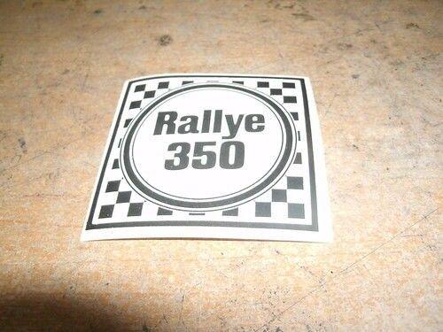1970 OLDSMOBILE RALLYE 350 WINDOW DECAL STICKER NEW