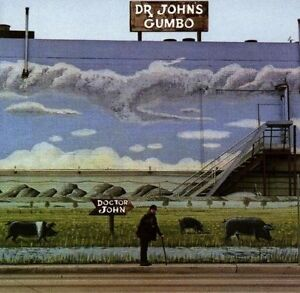 NEW-CD-Album-Dr-John-Gumbo-Mini-LP-Style-Card-Case