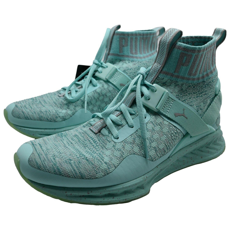 PUMA Women's Ignite evoknit Pâques Chaussure Sneaker Taille: 9.5