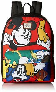 Détails sur Vans Off The Wall Old Skool II Disney Mickey Mouse & Amis Sac à dos afficher le titre d'origine