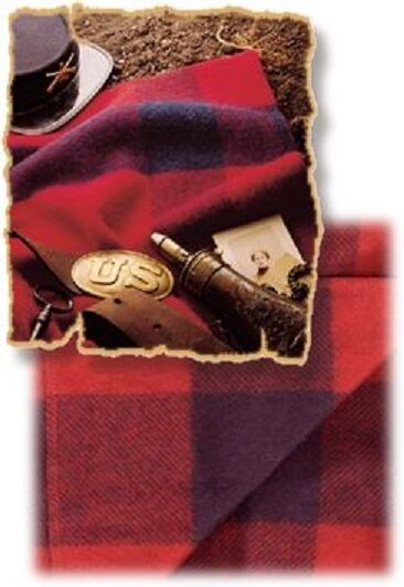 Artillery Blanket, Woolrich, Civil War, New