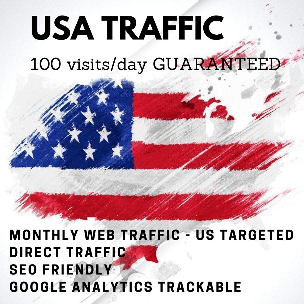usa website traffic