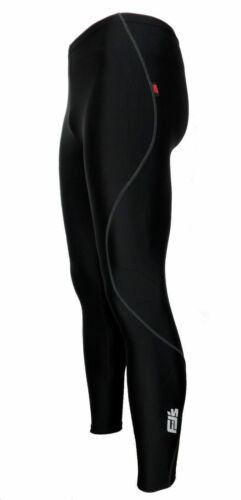 MENS EXTRA LONG LEG SPRING SUMMER GEL PADDED CYCLING TROUSERS LEGGINGS TIGHTS