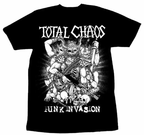 """FREE SHIPPING Total Chaos /""""Unite To Fight/"""" T-Shirt"""