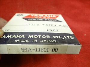 1984-90 YAMAHA YZ250 YZ 250 2ND OVER RINGSET NOS OEM  56A-11601-20 39X-11601-20
